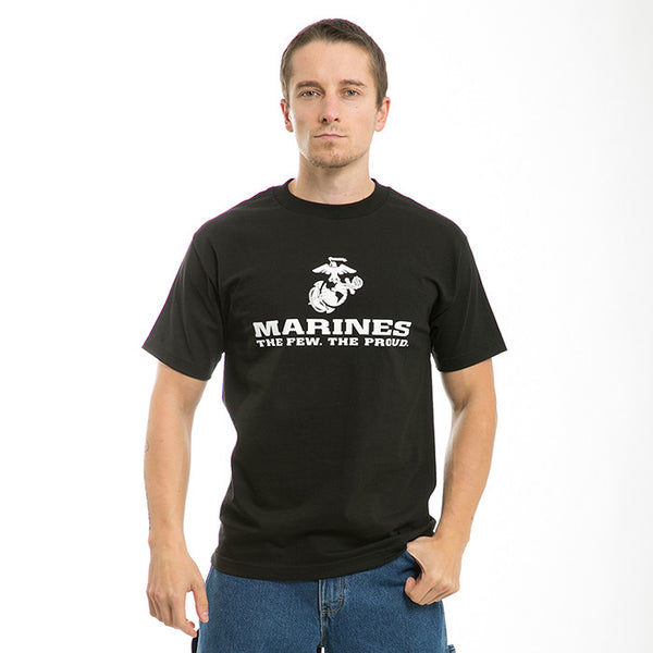 Marines Military Graphics T`s