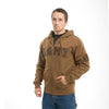 ARMY - Full Zip Fleece Military Hoodies