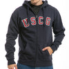 USCG - Full Zip Fleece Military Hoodies