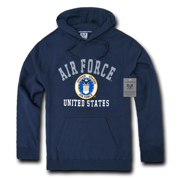 US AirForce - Military Fleece Pullover Hoodies