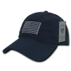 USA Flag Relaxed Ripstop Caps