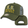U.S. Border Patrol Back to the Basics Caps
