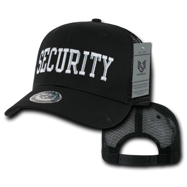 U.S. Security Back to the Basics Mesh Caps