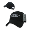 U.S. Security Relaxed Cotton Caps