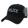 U.S. Police Relaxed Trucker Caps