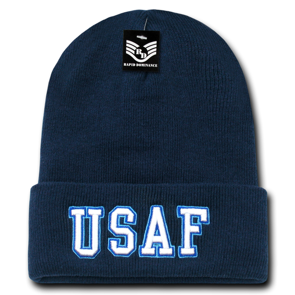 USAF Military Long Beanies