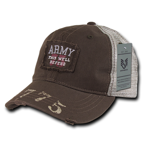 U.S. Army Great lake Vintage Caps