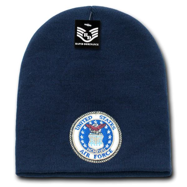 U.S. Air Force Logo Military Work Beanies