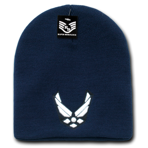 U.S. Air Force Wing Military Work Beanies
