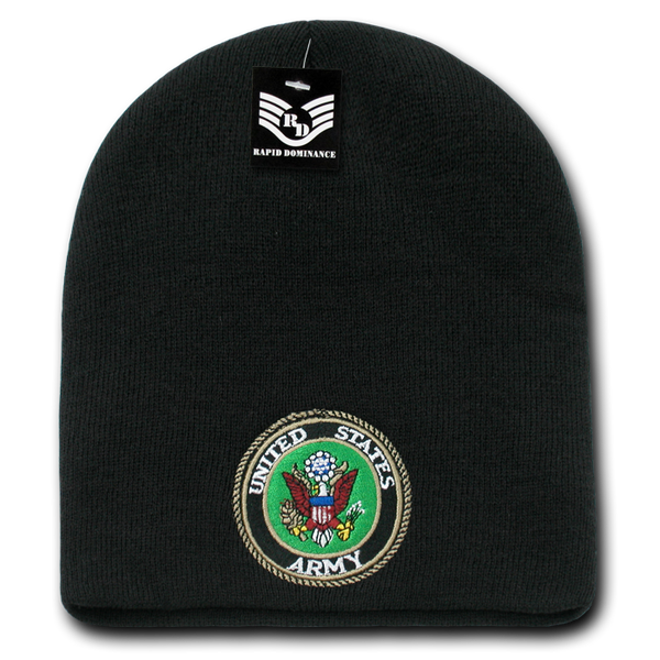 U.S. Army Logo Military Work Beanies