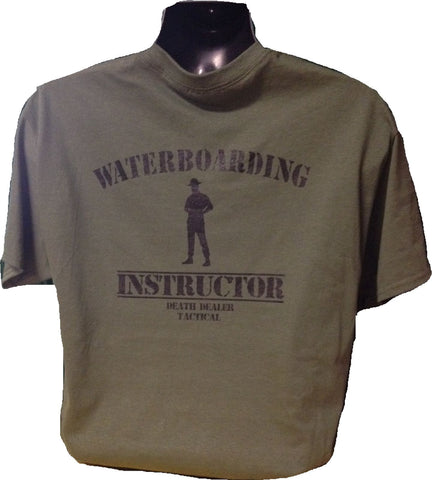 DDT Waterboarding T-Shirt