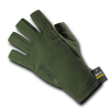 RAPDOM Polar Fleece Half Finger Gloves