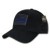 RAPDOM Thin Blue Line Embroidered Operator Caps