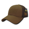 RAPDOM Low Crown Air Mesh Tactical Caps