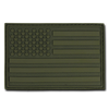 "USA Rubber Patch (3""x2"")"