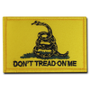 "Don't Tread On Me Canvas Patch (3""x2"")"