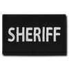 "Sheriff Canvas Patch (3""x2"")"