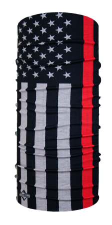 Thin Red Line Hoo-rag