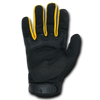US ARMY Molded Knuckle Mechanic`s Gloves