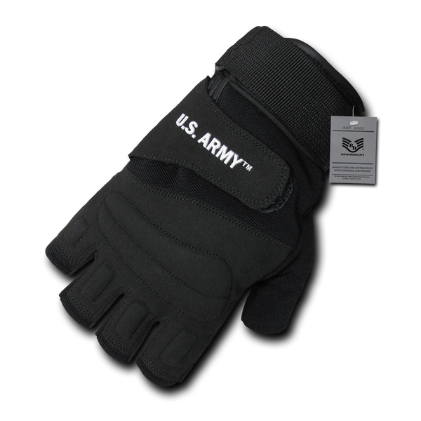 US ARMY Half Finger Gloves