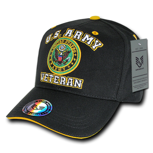 U.S. Army 'Veterans' Caps