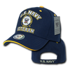 U.S. Navy 'Veterans' Caps