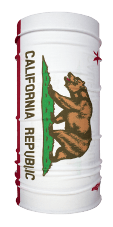 California State Flag Hoo-rag