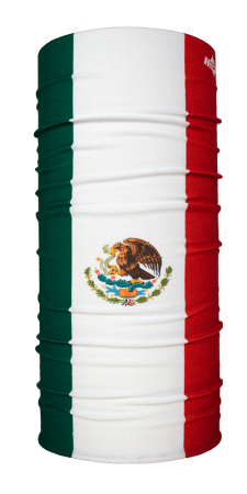 Mexican Flag Hoo-rag