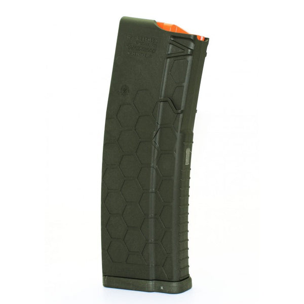 Hexmag HX Series AR-15 30rd Magazine - OD Green