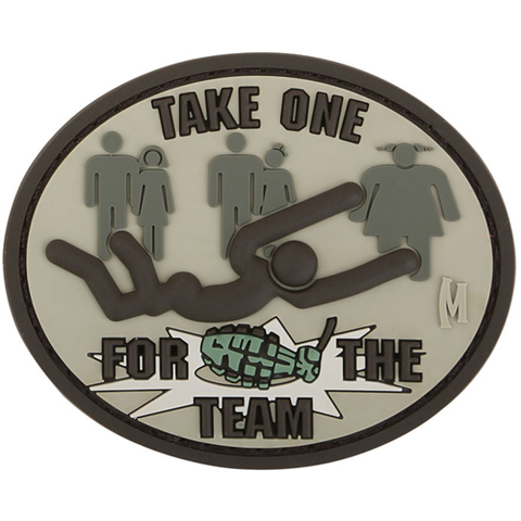 Take One for the Team (Arid) Patch