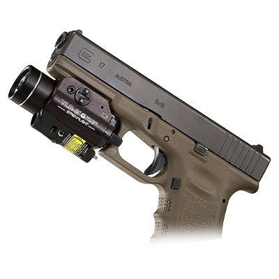 STREAMLIGHT TLR-2G Weapon Mounted Light on glock