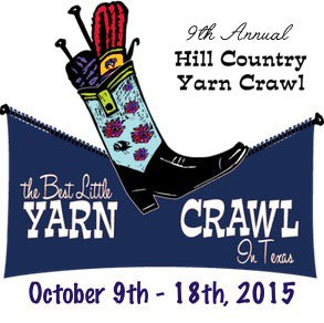 Hill Country Yarn Crawl