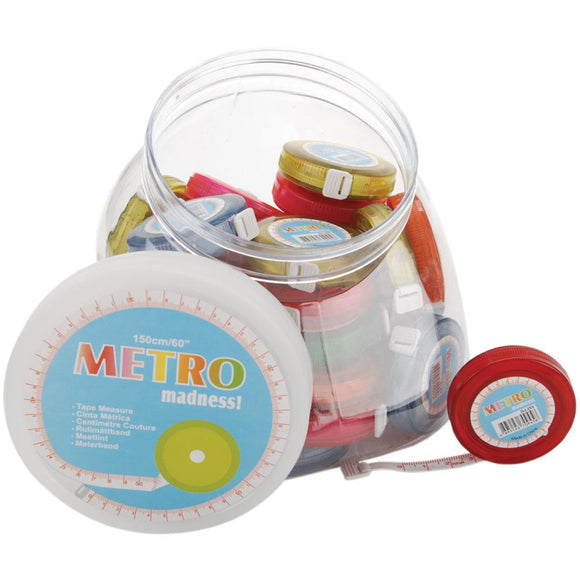 Metro Tape Measure 60