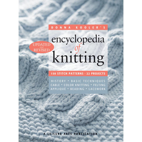 Encyclopedia Of Knitting Revised - Happy Ewe