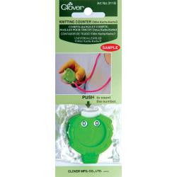 Clover Mini Kacha Knitting Counter - Happy Ewe - 1