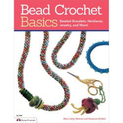 Design Originals Bead Crochet Basics - Happy Ewe