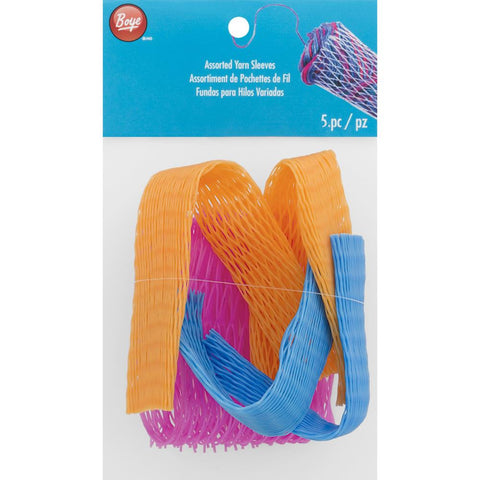 Boye Assorted Yarn Sleeves - Happy Ewe