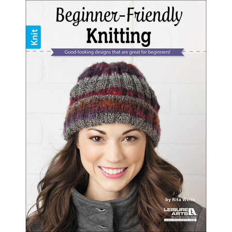 Beginner-Friendly Knitting - Happy Ewe
