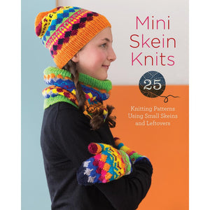 Mini Skein Knits - Happy Ewe