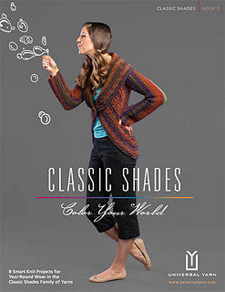 Universal Yarn Classic Shades Book 3: Color Your World - Happy Ewe - 1