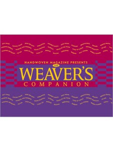 The Weaver's Companion - Happy Ewe