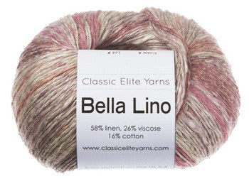 Classic Elite Yarns Bella Lino - Happy Ewe - 1