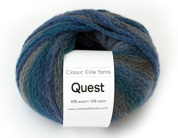 Classic Elite Yarns Quest
