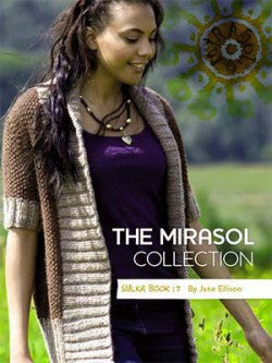 Mirasol Sulka Book #17 by Jan Ellison - Happy Ewe - 1