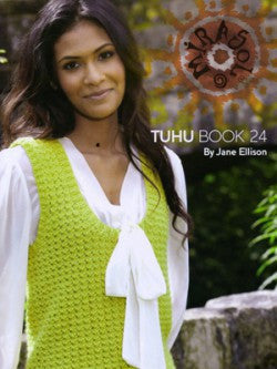 Mirasol Tuhu Book #24 by Jane Ellison - Happy Ewe - 1