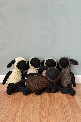 Universal Sheldon Sheep Kit - Happy Ewe - 1