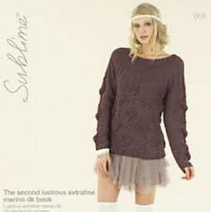 Sublime Pattern Book #664 - Happy Ewe