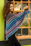 Universal Yarns Ecstatic Shawl Kit