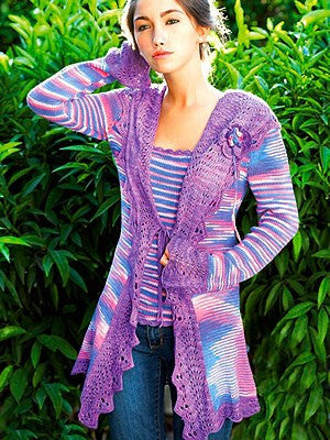 Araucania Yarns Prism Coat & Top - Happy Ewe