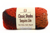 Universal Yarn Classic Shades Sequins Lite - Happy Ewe - 1